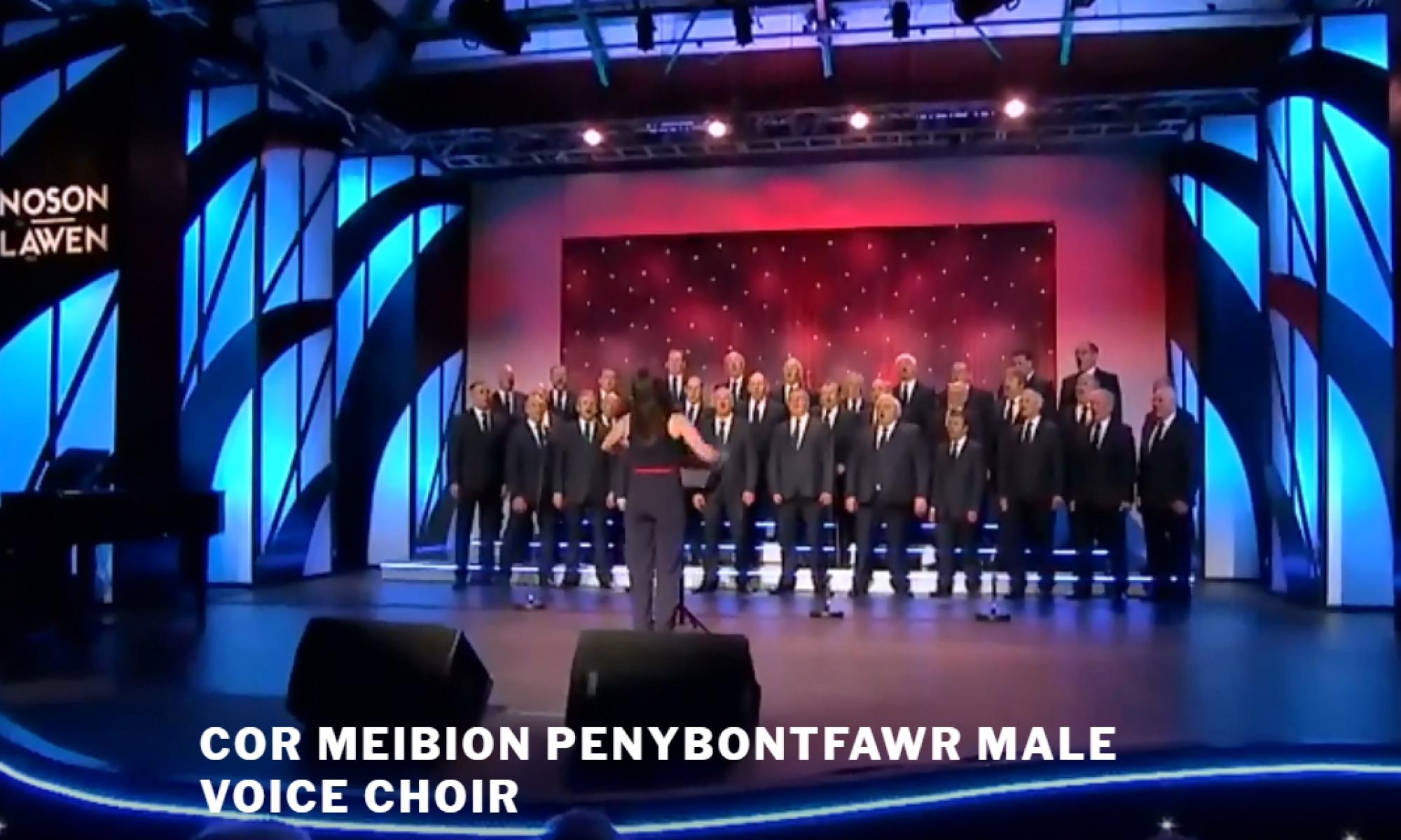 Cor Meibion Pen-y-Bont Fawr